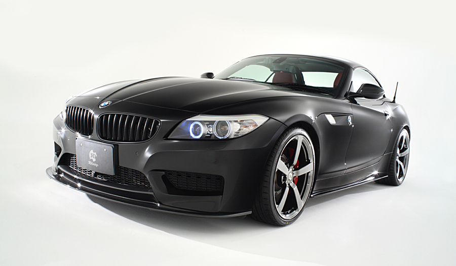 3ddesign Aerodynamics And Body Kits For Bmw Z4e89