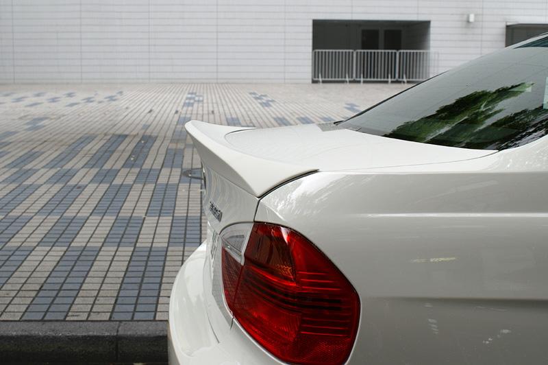 CSL Trunk Spoiler - BMW 3-Series (E90 E92) Forum