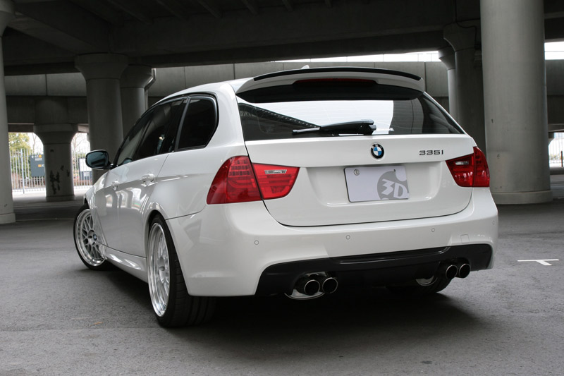 3ddesign Aerodynamics And Body Kits For Bmw E90 E91