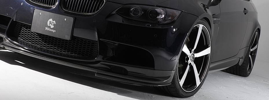 3DDesign / aerodynamics and body kits for BMW E92,E93