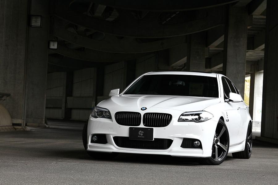 3DDesign / aerodynamics and body kits for BMW F10,F11