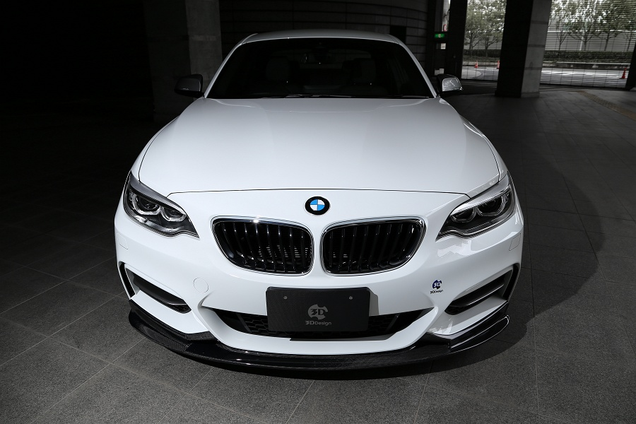 3ddesign Aerodynamics And Body Kits For Bmw F22