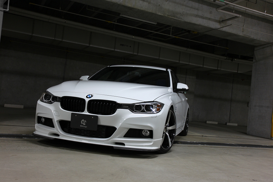 3ddesign Aerodynamics And Body Kits For Bmw F30 F31