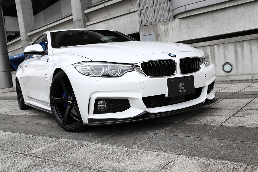 3ddesign Aerodynamics And Body Kits For Bmw 4er F32 F33