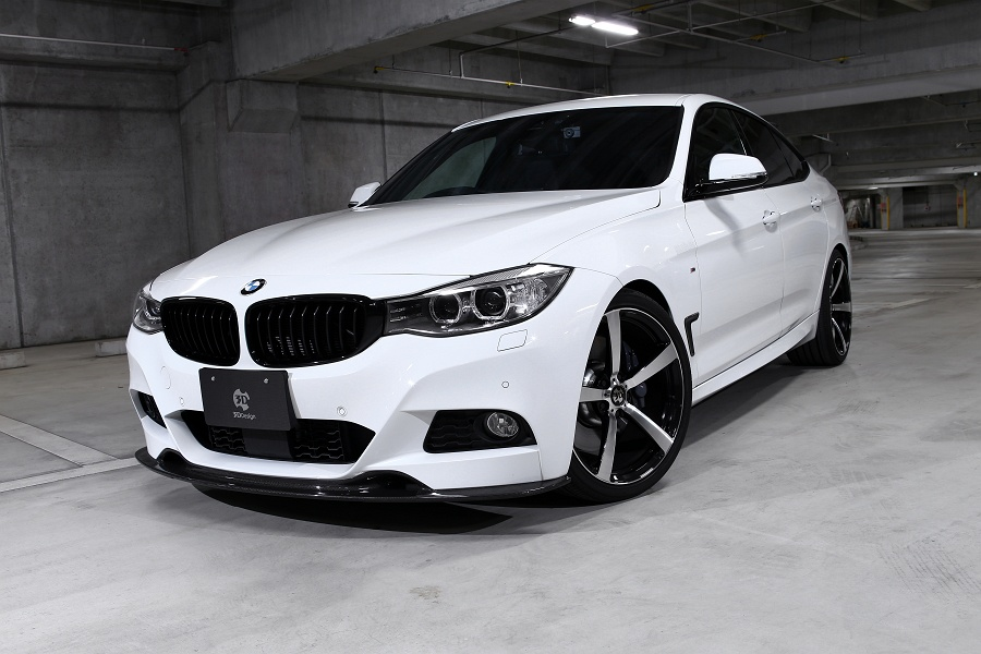 3ddesign Aerodynamics And Body Kits For Bmw F34 Gt