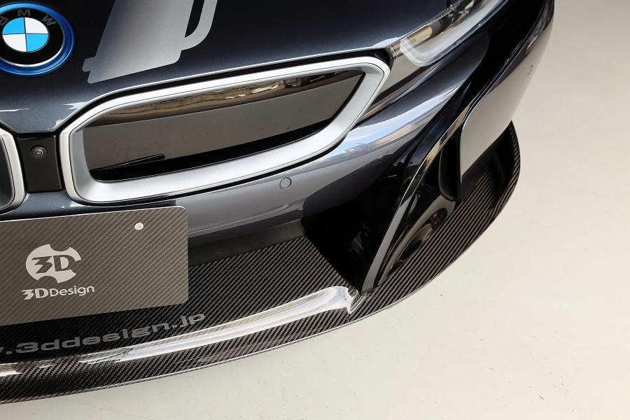 3ddesign Aerodynamics And Body Kits For Bmw I8 I12