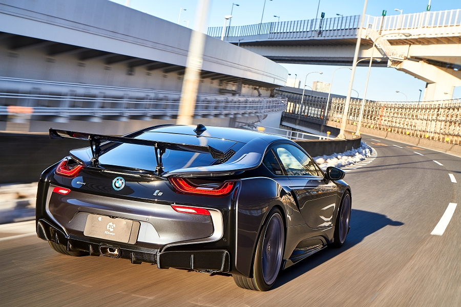 3ddesign Aerodynamics And Body Kits For Bmw I8 I12